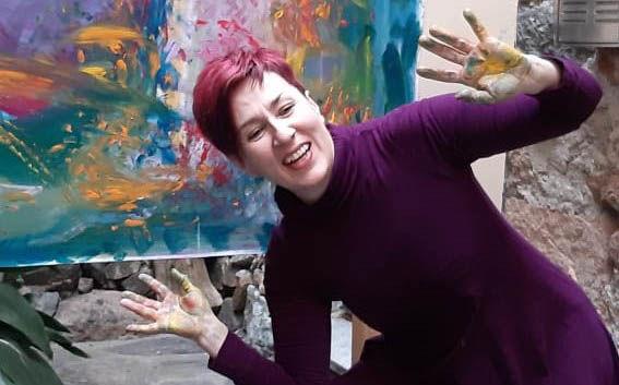 «Espressioni» di Giovanna Vassella in Galleria Pgi