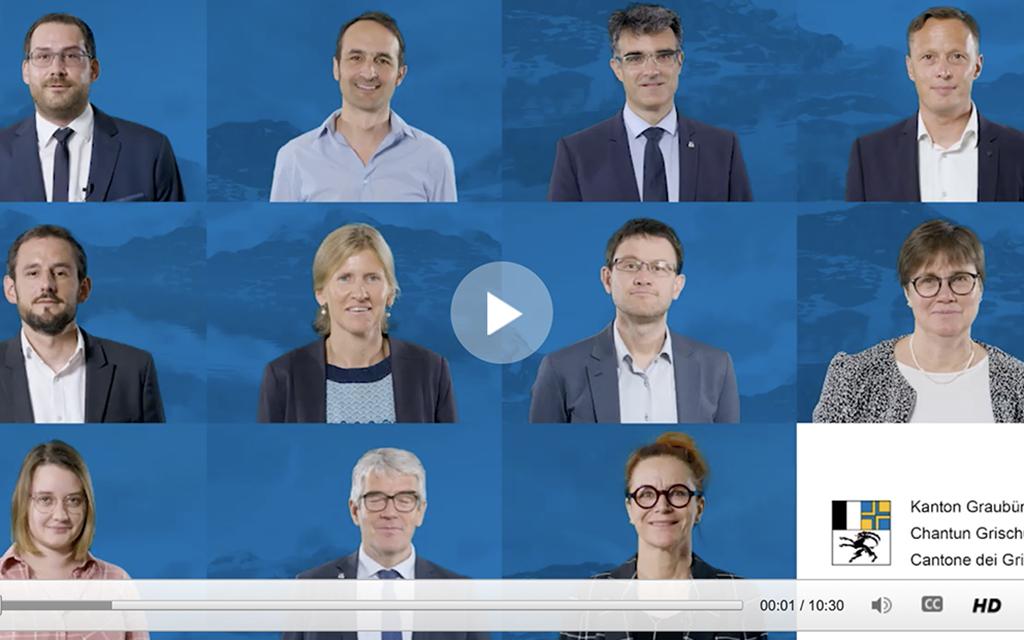 Video-messaggi per i neodiplomati