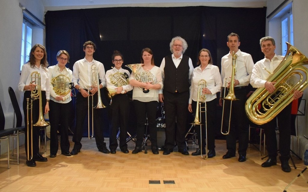 Concerto Low Brass Ensemble