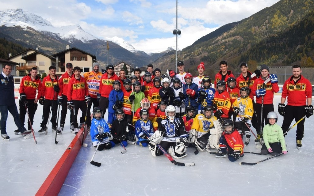 Swiss Ice Hockey Day 2018: imparare divertendosi!