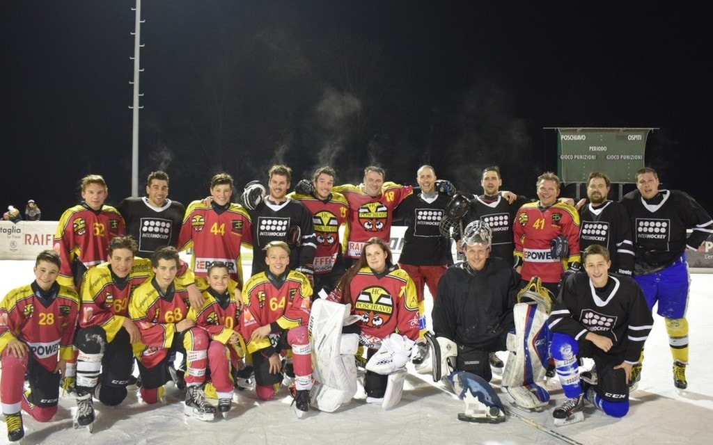 La VPC On Ice vince il torneo amatori 2018