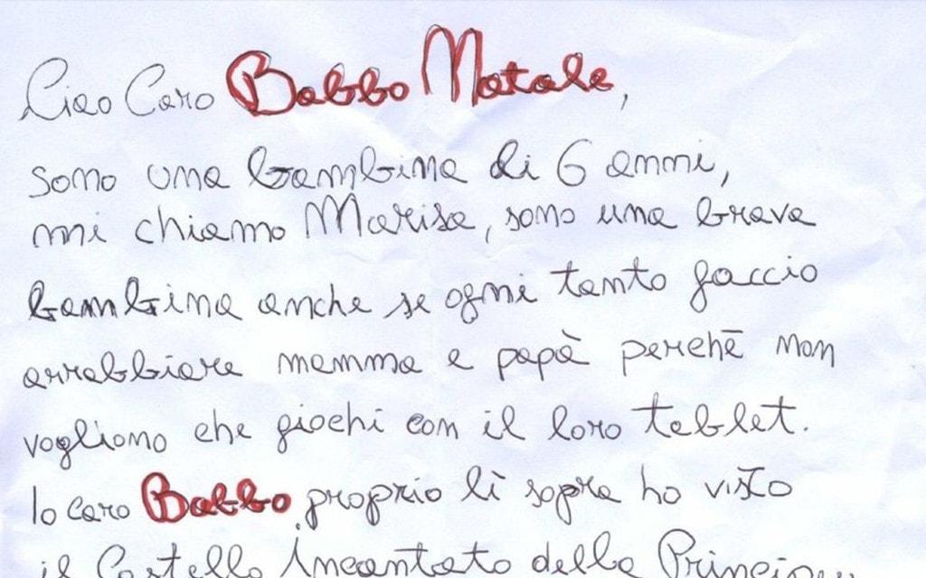 Babbo Natale Letterine.Record Di Lettere Per Babbo Natale E Gesu Bambino Il Grigione Italiano