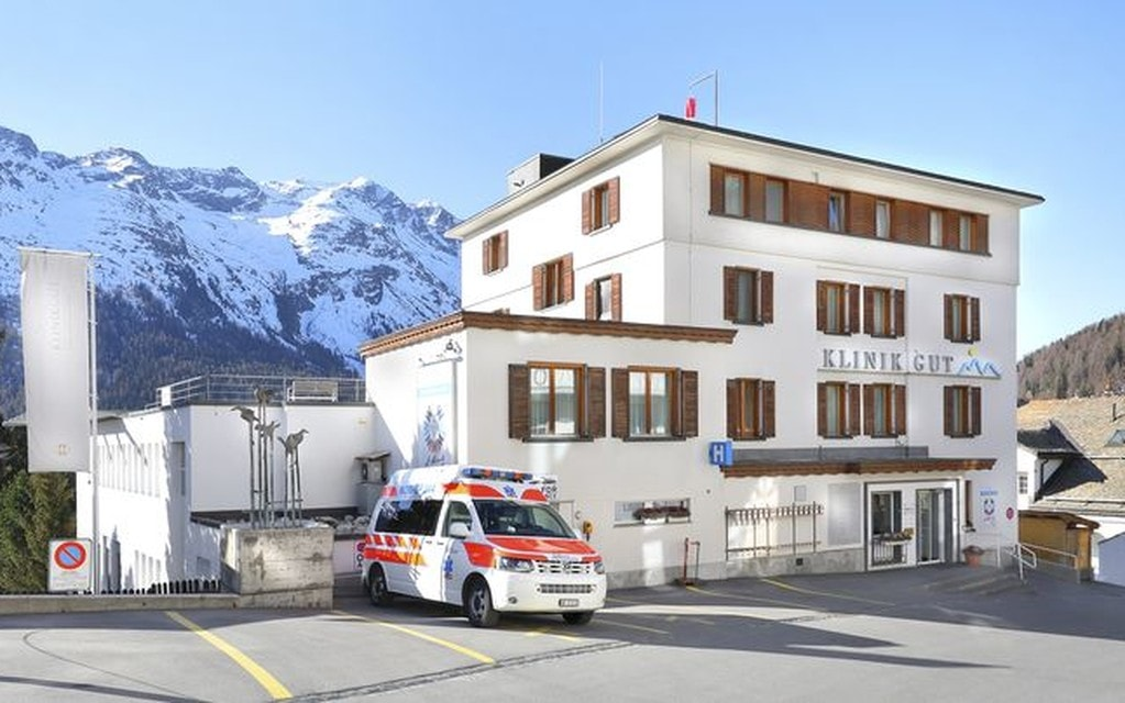 Clinica Gut Stmoritz 40219