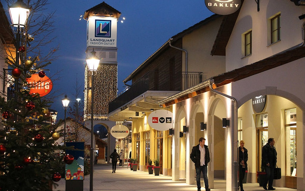 Fashion Outlet aumento fatturato e visitatori