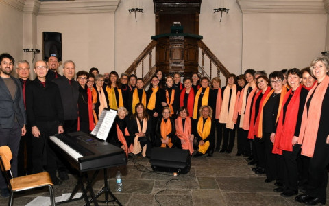 Concerto Coro DoppiaVì: il video